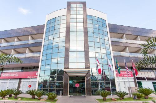 Foto de Ramada Aeroporto Hotel – Lagoa Santa