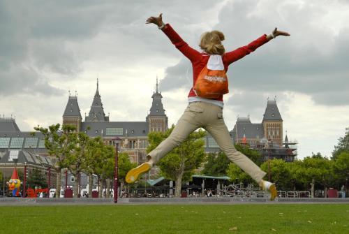 Stayokay Amsterdam Stadsdoelen photo 3