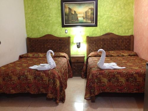 Terracota Corner Rooms, Campeche