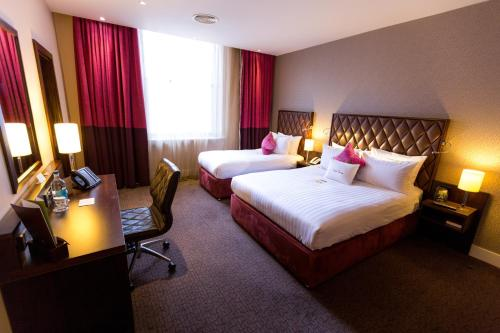 DoubleTree by Hilton Hotel London - Marble Arch photo 14