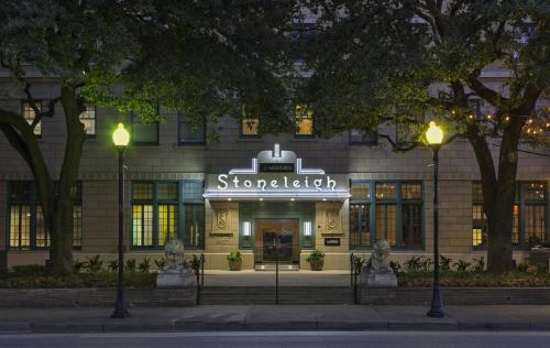 Le Meridien Dallas, The Stoneleigh impression
