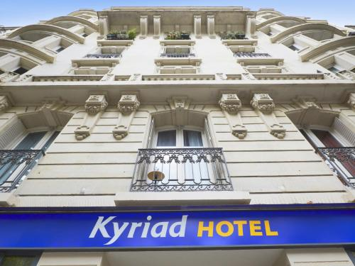 Kyriad Paris 18 - Porte de Clignancourt - Montmartre photo 35