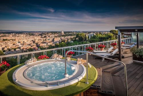 Rome Cavalieri, Waldorf Astoria Hotels and Resorts photo 26