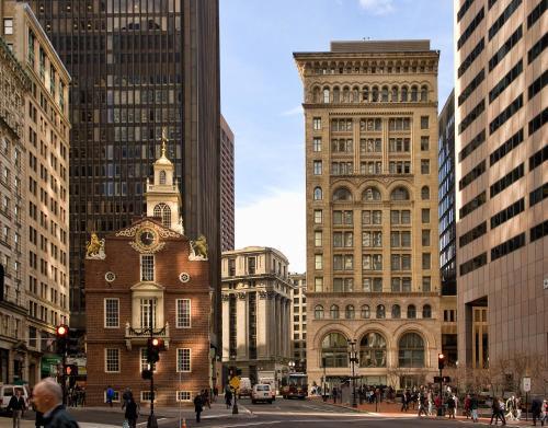 Hotels Near Faneuil Hall Usa Ames Boston Hotel