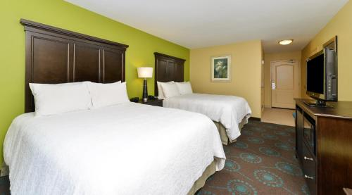 Hampton Inn Iowa City/University Area in Iowa City