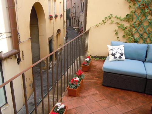 Bed & Breakfast Le Terrazze Lucca in Italy
