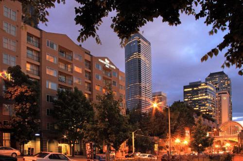Homewood Suites By Hilton Seattle Conv Center Pike Street - Seattle, WA 98101