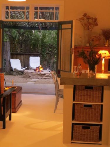 The Olive Thrush Cottage Photo