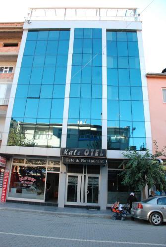 Osmancık Merkez Kale Hotel yol tarifi
