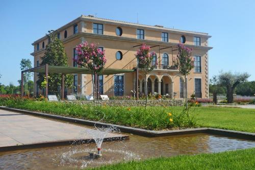 Habitación Doble Clásica Casa Anamaria Hotel & Villas 8