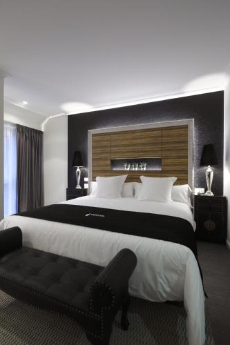 Habitación Superior con cama extragrande Capitol Boutique Hotel 13