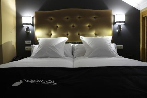 Single Room Capitol Boutique Hotel 5