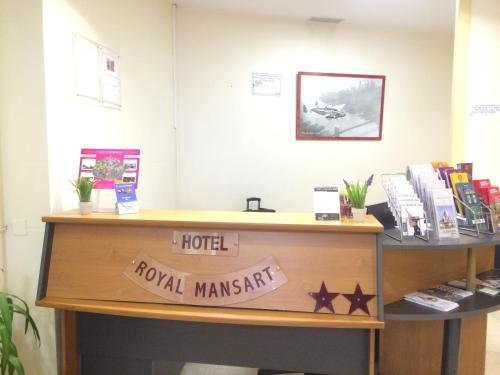 Hotel Royal Mansart photo 8