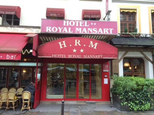 Hotel Royal Mansart photo 1