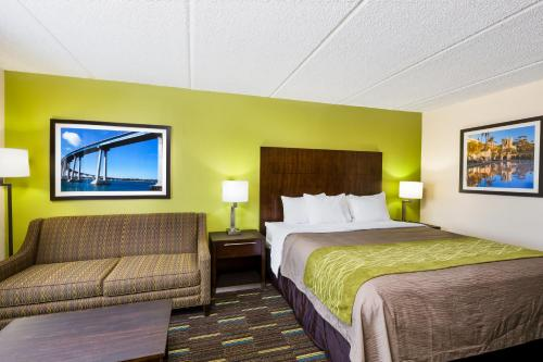 Comfort Inn Chula Vista San Diego South Photo