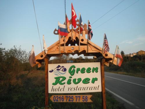 Agva Green River Hotel tatil