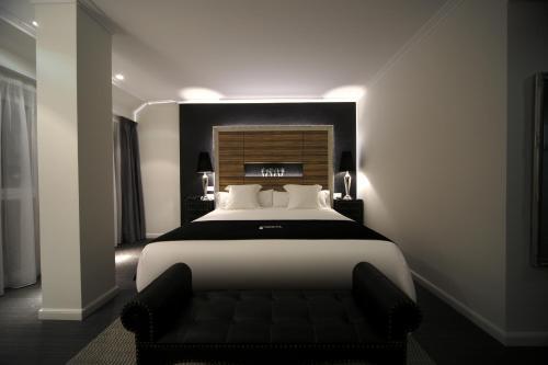 Habitación Superior con cama extragrande Capitol Boutique Hotel 14
