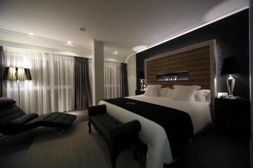 Superior Zimmer mit Kingsize-Bett Capitol Boutique Hotel 24