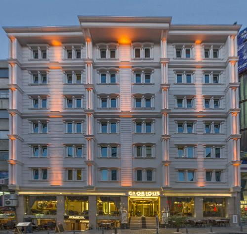Istanbul Glorious Hotel tatil