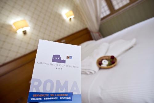 Kolping Hotel Casa Domitilla photo 2