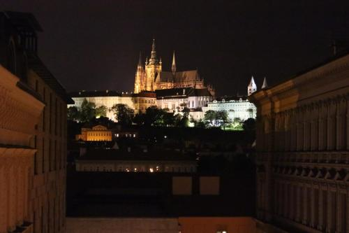 JustPrague Apartment - Castle view