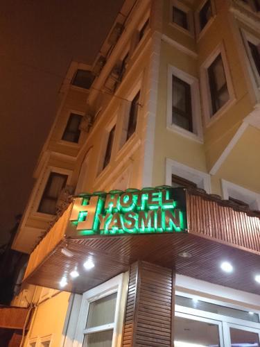 Istanbul Hotel Yasmin odalar