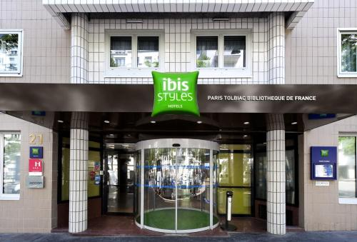 ibis Styles Paris Tolbiac Bibliotheque photo 27