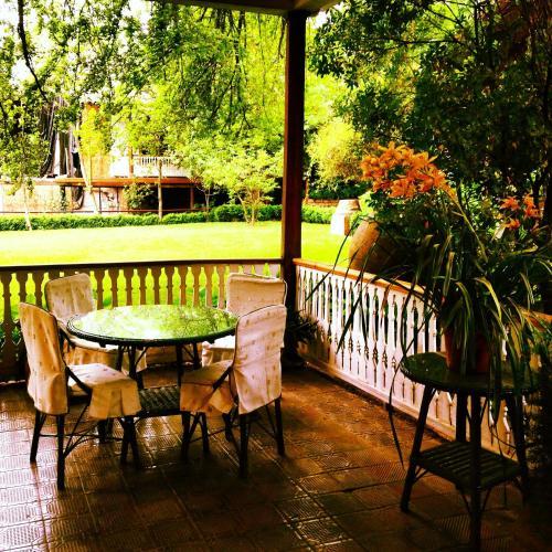 Hotel Hacienda los Lingues Photo