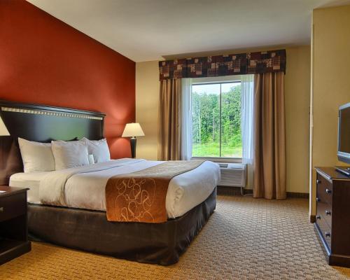 Comfort Suites Forrest City Photo