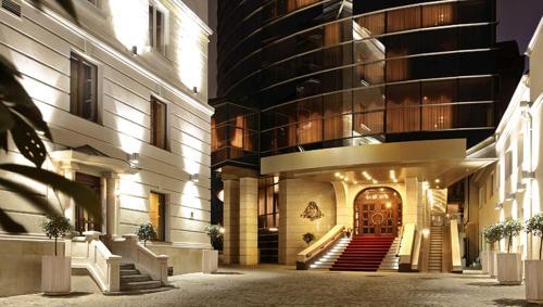 ノビリ ラグジュアリー ブティック ホテル