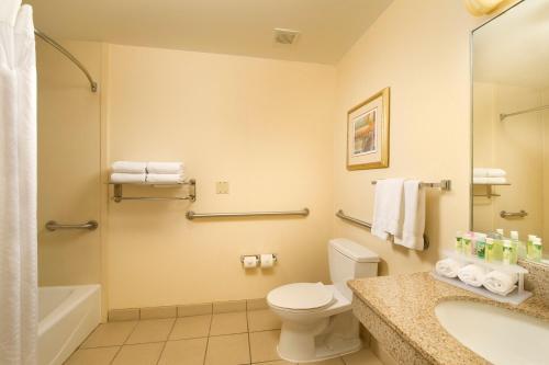 Holiday Inn Express San Antonio-west-seaworld Area - San Antonio, TX 78238