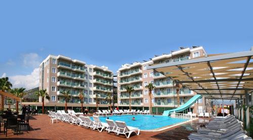 Gazipasa Grand Akca Hotel yol tarifi