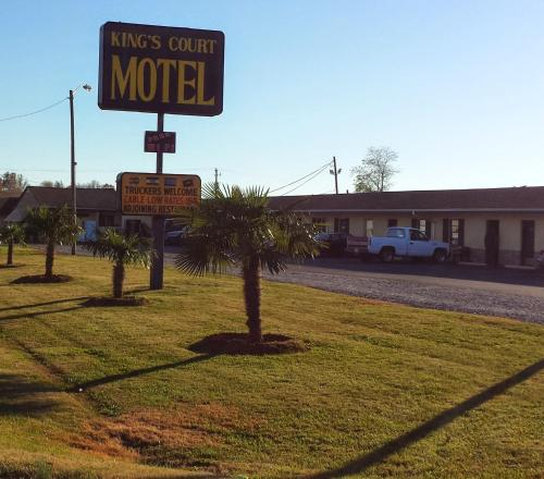 Kings Court Motel Ridgeway Photo
