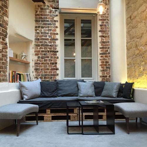 Maxim quartier latin h tel 28 rue censier 75005 paris for Hotel design sorbonne paris 6 rue victor cousin 75005