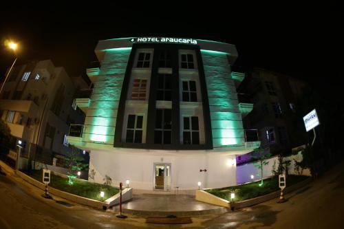 Antalya Araucaria Pension tek gece fiyat