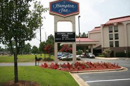 Hampton Inn Rocky Mount Hotel