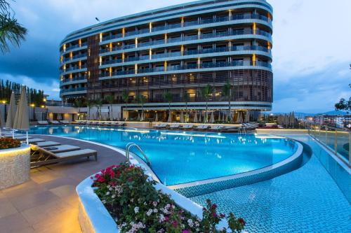 Alanya Michell Hotel & Spa - Adult Only - All Inclusive tatil
