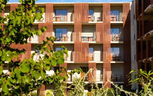 Lagrange Aparthotel Montpellier Mill U00e9naire