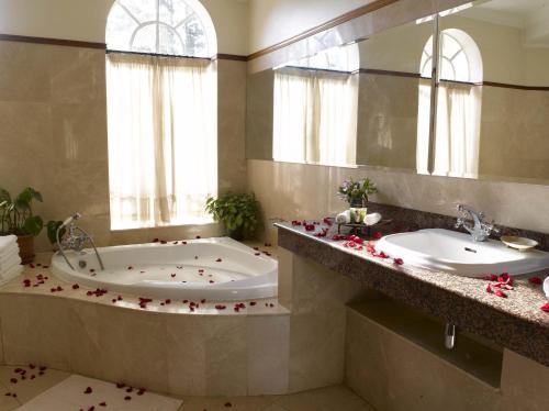 House of waine hotel review nairobi kenya travel for Bathroom decor nairobi
