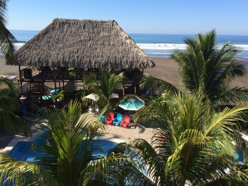 Sabas Beach Resort Hotel La Libertad
