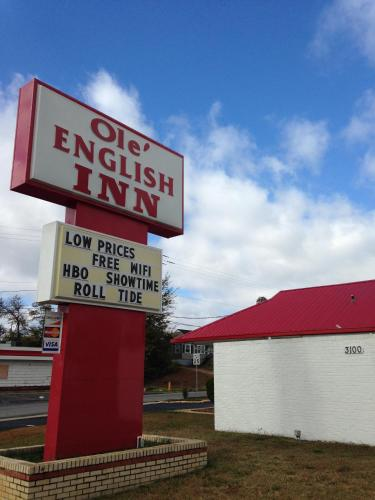 Ole English Inn - Tuscaloosa, AL 35404