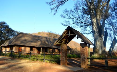 Zebra Country Lodge Photo