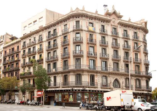 Barnapartments Rambla Cataluña impression