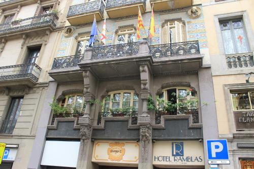 Ramblas Hotel photo 8