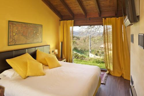 Villa Deluxe de 1 dormitorio La Corte de Lugás 2