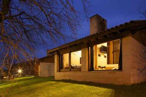Villa Deluxe de 1 dormitorio La Corte de Lugás 11