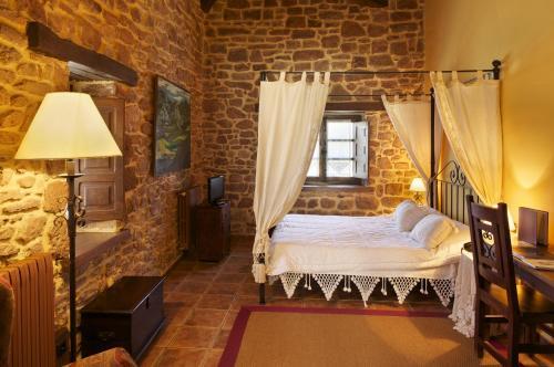 Habitación Doble Clásica - 1 o 2 camas La Corte de Lugás 1
