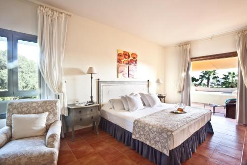 Junior Suite Agroturismo Can Jaume 24