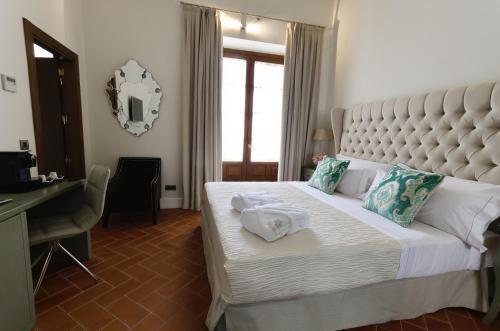 Habitación Doble Deluxe Palacio Pinello 16