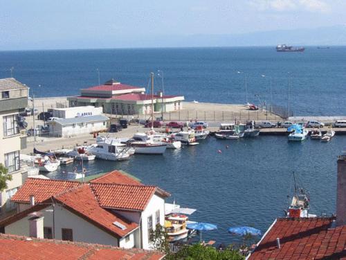 Sinop Reis Hotel ulaşım